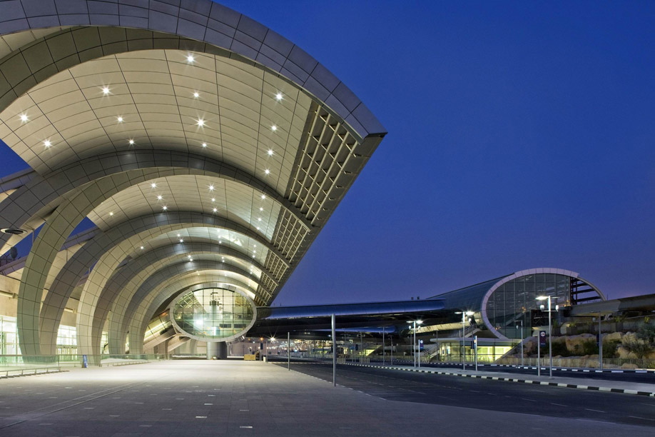 Grand Terminal 3 - Dubai Airport