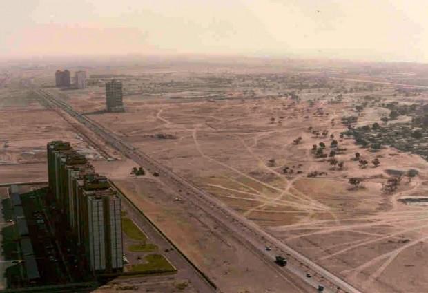 История Дубаи ОАЭ