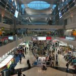 Дьюти фри в аэропорту Дубаи