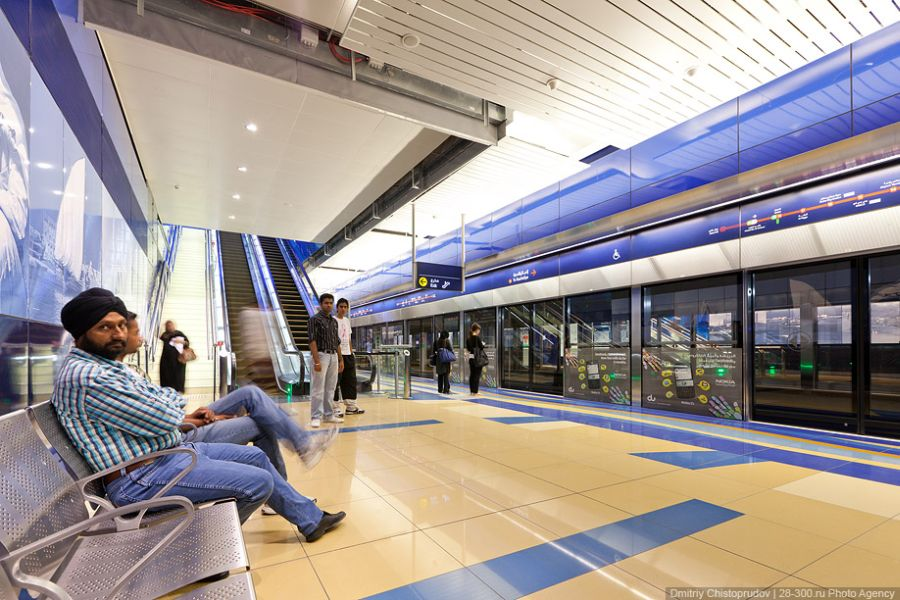 Станция в метро