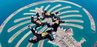 Skydive Дубаи