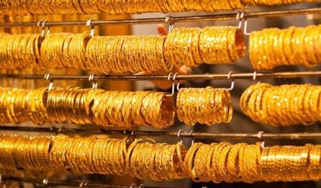 Золотой рынок Gold Souk