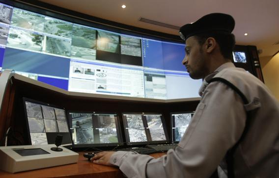 Безопасность в Дубаи (ОАЭ)