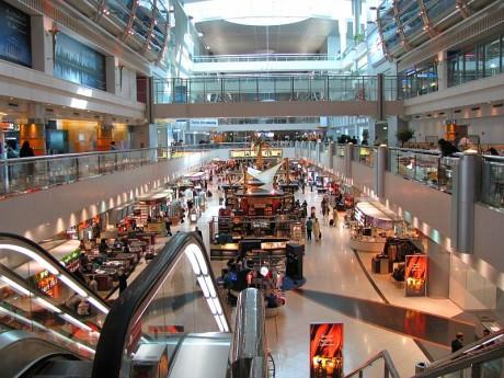 Duty Free в аэропорту Дубаи
