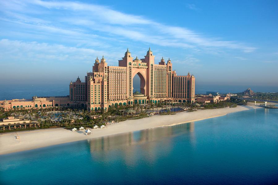 Отели в Дубаи