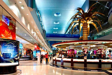 Duty Free в Дубаи (ОАЭ)