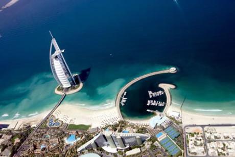 Персидский залив в Дубаи