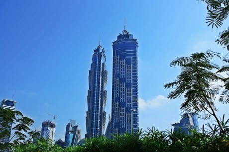JW Marriott Marquis в Dubai