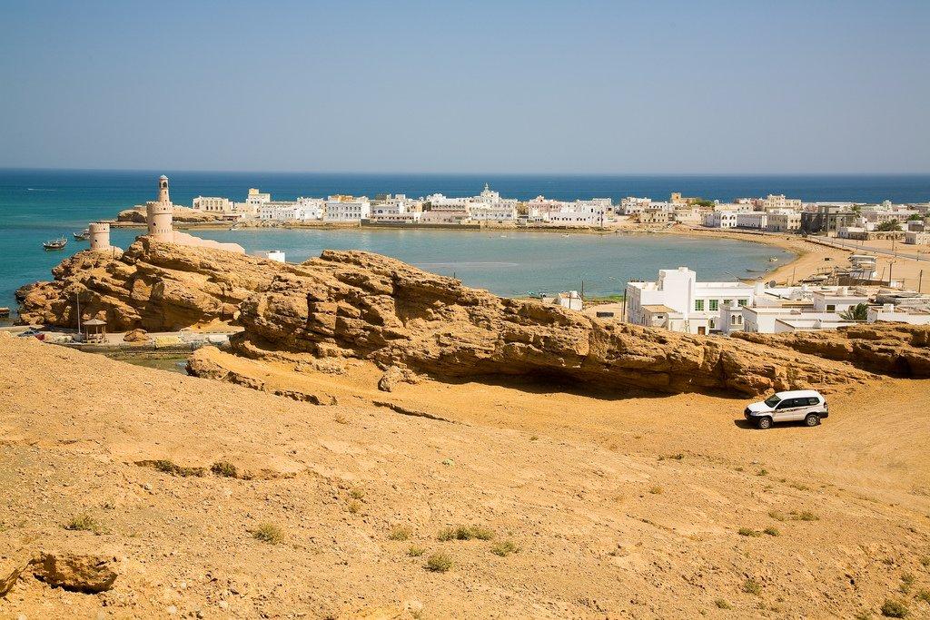 Из Дубаи в Оман