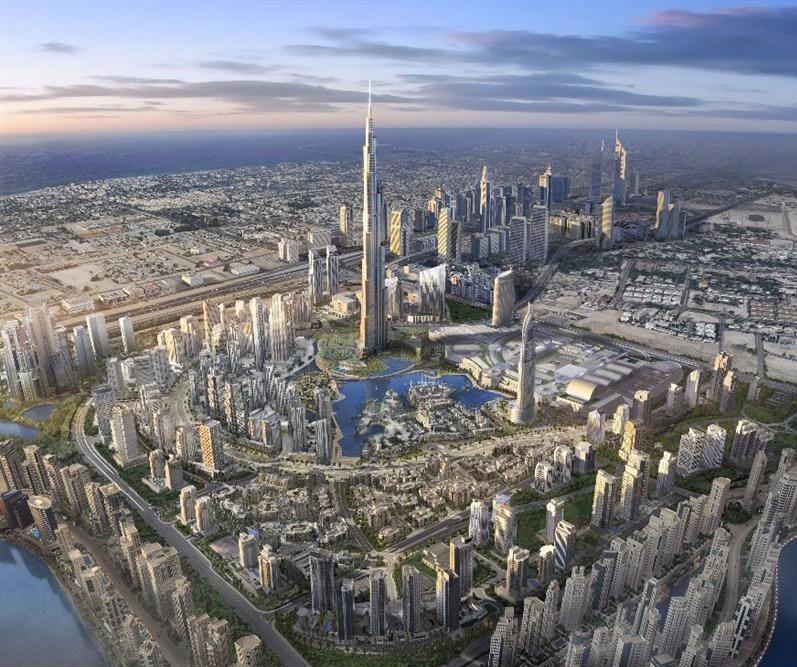 Районы Дубая (ОАЭ)