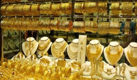 Покупки и шопинг в ОАЭ: золото