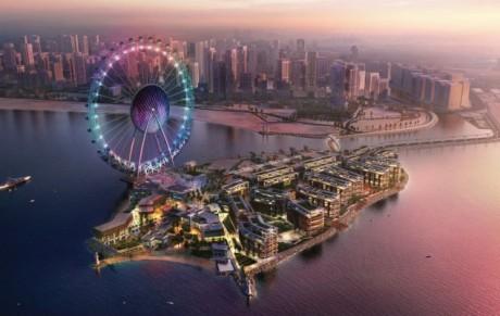 В Дубае появится самое высокое в мире колесо обозрения