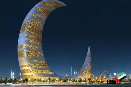 Почему символ стран Ближнего Востока является полумесяц?