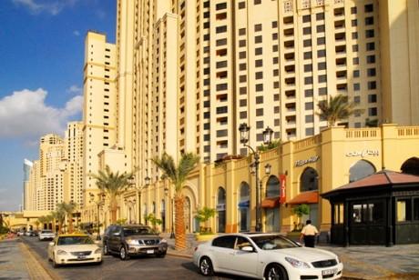 JBR (Jumeirah Beach Residence)