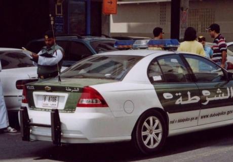 8180 человек были арестованы в Дубае