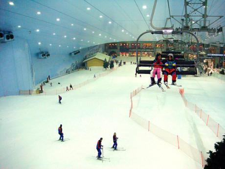 Ски Дубаи (Ski Dubai)