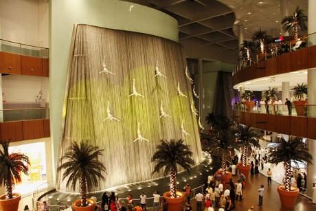 Дубаи Молл у Бурдж Халифы (Dubai Mall)