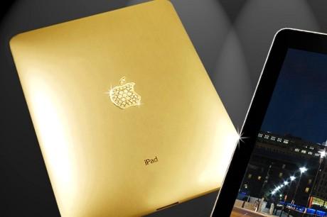 Золотой iPad в Дубаи