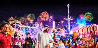 Погода в Дубаи на Новый Год