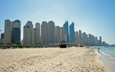 погода в Дубаи в ноябре