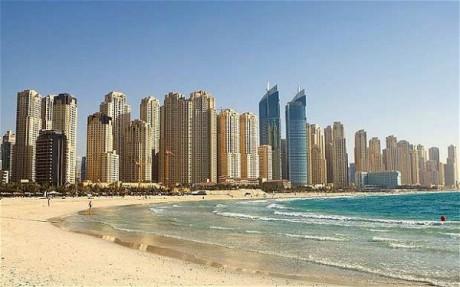 Погода в Дубаи в июле