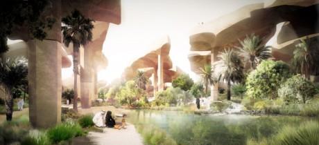Al Fayah Park, который предполагается закончить в 2017 году