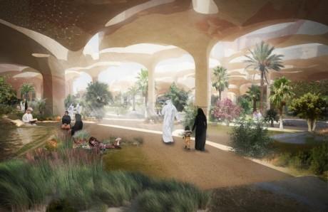 Парк в Дубаи