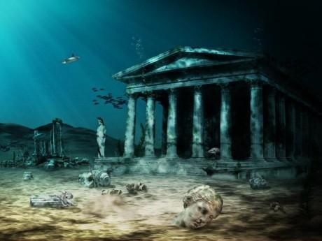 В Дубаи создадут подводный парк в виде Атлантиды