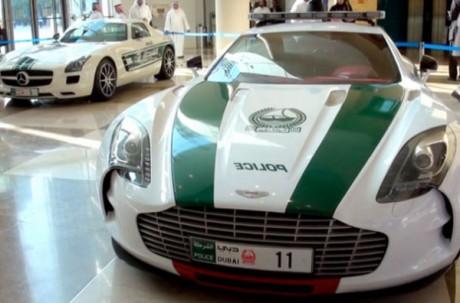 Aston Martin One-77 в ОАЭ: $2 млн