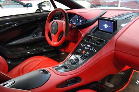 Aston Martin One-77 в ОАЭ