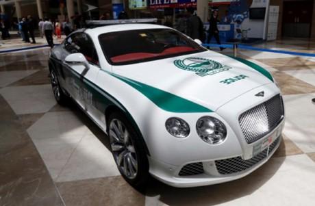 Bentley Continental GT в ОАЭ: $200000