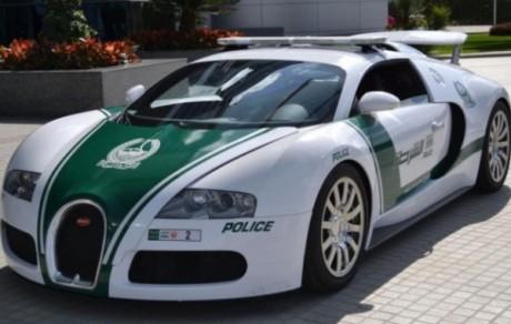 Bugatti Veyron в ОАЭ: $1.6 млн