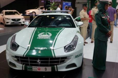 Ferrari FF в ОАЭ: $300000
