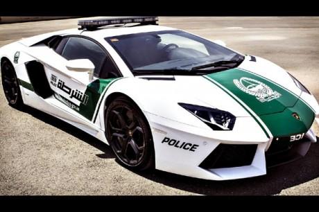 Lamborghini Aventador в ОАЭ: $450000