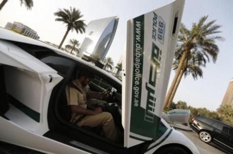 Lamborghini Aventador в ОАЭ