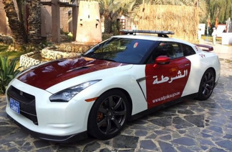 Nissan GT-R в Объединенных Арабских Эмиратах: $100000