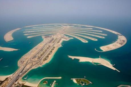Остров Пальм в Дубаи