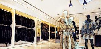 Покупка шубы в Дубае