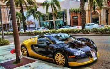 В качестве такси в Дубаи будут работать Bentley, Ferrari и Lamborghini