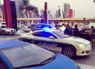 Еще один патруль в Дубае