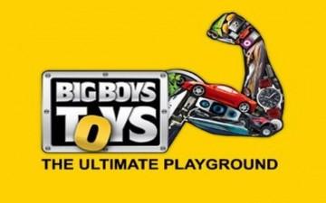 В Дубаи пройдет выставка «Игрушки для больших мальчиков»