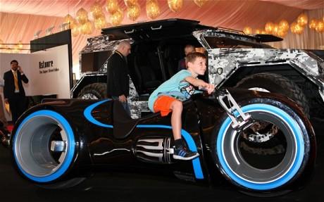 Big Boys Toys в Дубаи 2014