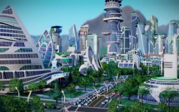 Скриншот из игры SimCity выдали за проект «квартала будущего» в Дубаи