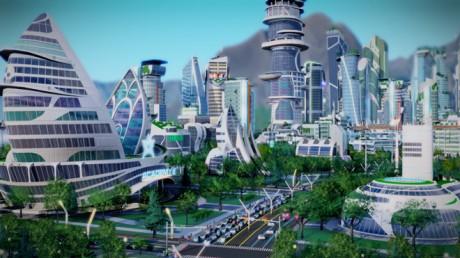 Скриншот SimCity Дубаи