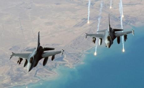 ОАЭ, США и Саудовская Аравия нанесли авиаудары по позициям ИГ в Сирии
