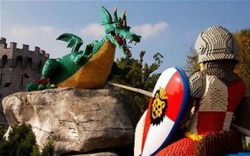 В Дубаи построят первый на Ближнем Востоке Legoland