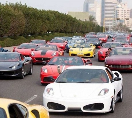 Только в Дубаи
