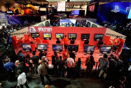 Выставка игр в Дубаи
