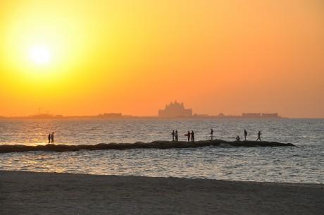 Погода в Дубаи в августе