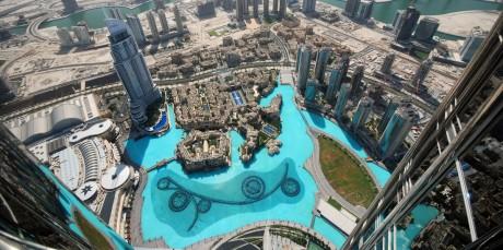 Дубаи в сентябре